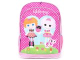 "Lalaloopsy School Backpack 16"" Large : Bea Spells-a-Lot and Jewel Sparkles"
