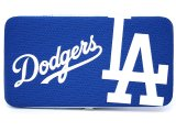 MLB Los Angeles Dodgers Hinge Wallet / Flat Wallet