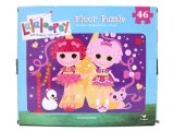 Lalaloopsy Floor Puzzle XL 36in x24in Jigsaw Puzzles 46pc