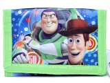 Disney Toy Story Buzz and Woody Kids Wallet