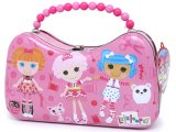 Lalaloopsy  Tin Box Lunch , Jewelry Hand Bag