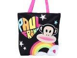 Paul Frank Julius Canvas Tote Shoulder Bag -14in