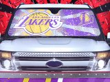 NBA Los Angeles Lakers  Car Windshield  Front Window Sun Shade