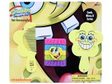 SpongeBob Hair Accessories Set with Comb and Mirror