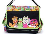 The Muppets  School Messenger Bag:Group with Miss Piggy