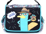 Phineas and Ferb Agent P Spy Perry School Messenger Bag -Shoulder Bag