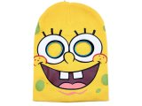 Nick Spongebob Ski Mask Beanie  Eyeholes Beanie Hat : One Size