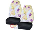 Disney Tinkerbell Faires Front  Car Seat Cover Set- Dreamland