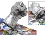 Marvel Incredible Hulk Fist Pewter 3D Metal Key Chain