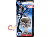 Marvel Punisher Mask Pewter 3D Metal Key Chain