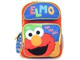 Sesame Street Elmo School Backpack  Large 16in Bag :Ha Ha