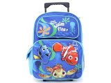 Finding Nemo School Roller Backpack 16in Large Rollling Bag