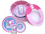 Barbie Avenue Kids Dining Bowl set with Gift Box