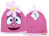 Yo Gabba Gabba Foofa Knitted Beanie Kids Warm Hat