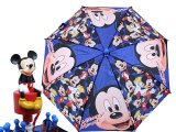 Disney Mickey Mouse Kids Umbrella -Faces