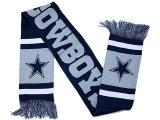 NFL Dallas Cowboys  Kinnited Logo Scarf