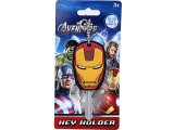 Mavel Iron Man Face Key Cap Key Holder