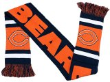 NFL Chicago Bears  Kinnited Logo Scarf