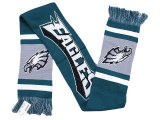 NFL Philadelphia Eagles  Kinnited Logo Scarf