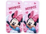 Disney Minnie Mouse Apple i Phone 4G Case -Hard Case