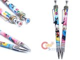 Disney Micky Minnie Mouse Mechanical Pencil Sharp Pencil 2pc Set