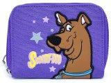 Scooby Doo Kids Wallet - Purple
