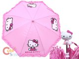 Sarino Hello Kitty Kids Umbrella - Pink Laces