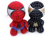 Marvel Baby Spiderman Black Spiderman Plush Doll Set