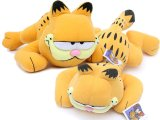 Garfield Plush Doll Figure -16in Large Tummy down