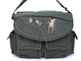 Disney Bambi Classic Canvas Messenger Bag