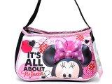 Disney Minni Mouse Bow-tique  Mini Purse Hand Bag - Big Face
