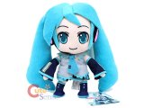 Hatsune Miku 8in Plush Doll Soft Stuffed Figure Toy