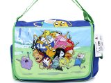 Adventure Time Massive Island School Messenger Bag -Ball Play
