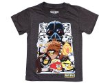 Angry Birds Star Wars Group Kids T-Shirt - L