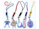 Adventure Time Cell Phone Straps Phone Charm 5pc Set