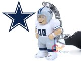NFL Dallas Cowboys  Player Figure Key Chain