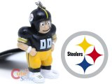 NFL Pittsburgh Steelers  Player Figure Key Chain