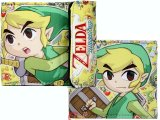 The Legend of Zelda Silky Leather  Bi-Fold Wallet