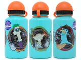Phineas and Ferb Sports Water Bottle / Container :12oz