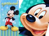 Disney Mickey Mouse Cotton Beach, Bath Towel -Surprise!