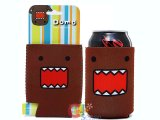 Domo Kun Big Face Neoprene Can Bottle Cooler / Koozie