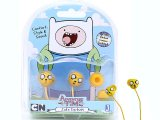 Adventure Time Jake Face Earbuds Earphone