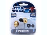 Star Wars C 3PO Earbuds Earphone