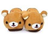 Rilakkuma Plush Doll Slipper