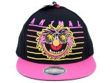 The Muppets Animal Flat Bill  Cap Snap Back Hat