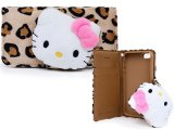 Sanrio Hello Kitty Leopard Plush I Phone 5 Case