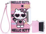 Sanrio Hello Kitty Samsung Galaxy Note Diary Flip Cover Hard Case w/Stand