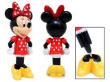Disney Minnie Mouse 3D Figure Ball Point Pen with Stand