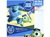 Monsters University Mink Plush Blanket : Twin