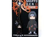 Naruto Itachi Uchiha Cell Phone Strap key chain